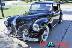 1941 Lincoln Continental Coupe V12