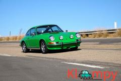 1972 Porsche 911S Coupe Numbers-Matching