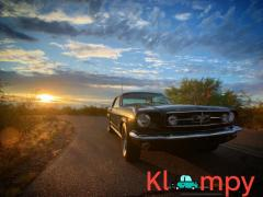 1965 Ford Mustang K-Code Ivy Green