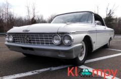 1962 Ford Galaxie 500 Convertible 406-Powered