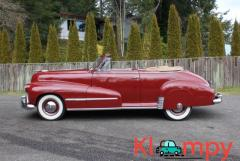 1948 Oldsmobile Dynamic 68 Powered Tan Soft Top