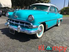 1954 Chevrolet Bel Air Turquoise