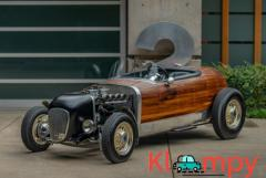 1929 Ford Roadster Special TCI Chassis