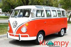 1970 Volkswagen TYPE 2 BUS T2A Vintage Car