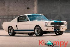 1965 Ford Mustang Fastback Modified GT350-style
