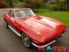 1965 Chevrolet Corvette 327/300hp 4 speed