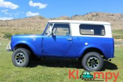 1966 International Harvester Scout 800 302-Powered