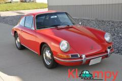 1966 Porsche 911 Coupe numbers matching