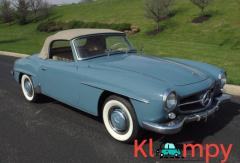 1960 Mercedes-Benz 190SL Matching-Numbers