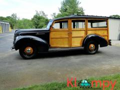 1939 Ford 91A Standard Woodie Wagon
