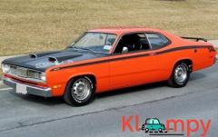 1972 Plymouth Duster 340 Wedge