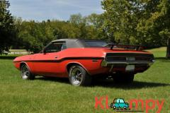 1970 Dodge Challenger Convertible Magnum - Image 8/14