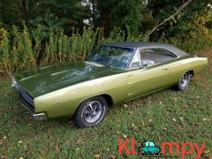 1968 Dodge Charger matching