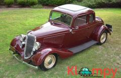 1934 Ford Coupe Custom