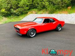 1968 Chevrolet Camaro Z28 Pro Touring RS SS