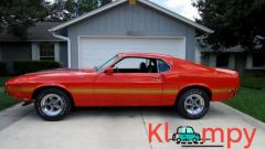 1970 Ford Mustang SHELBY GT 500 4 Speed