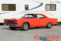 1969 Plymouth Road Runner Manual