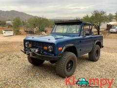 1975 Ford Bronco - Extremely Clean