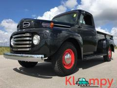 1948 Ford Other Pickups F-2 F2 LONG BED