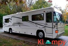 2001 Custom Coach Allure 36' Class A Cummins