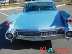 1959 Cadillac DeVille Turquoise