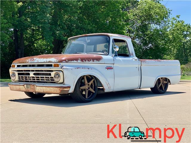 1966 Ford F-100 4.6L SUPERCHARGED - 1/14
