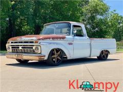 1966 Ford F-100 4.6L SUPERCHARGED