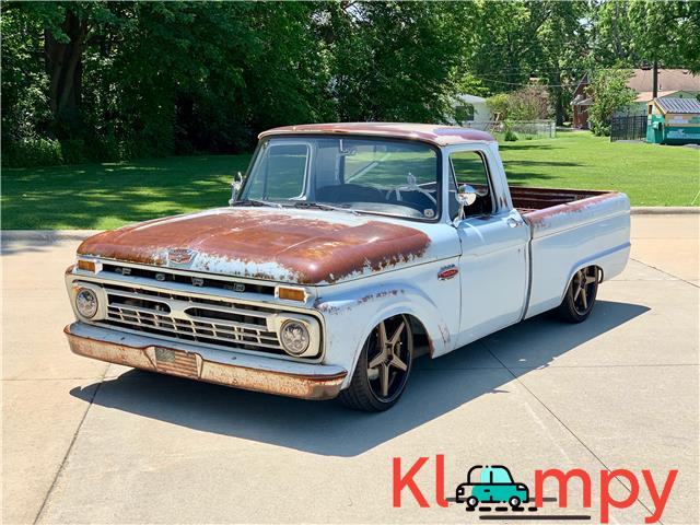 1966 Ford F-100 4.6L SUPERCHARGED - 2/14