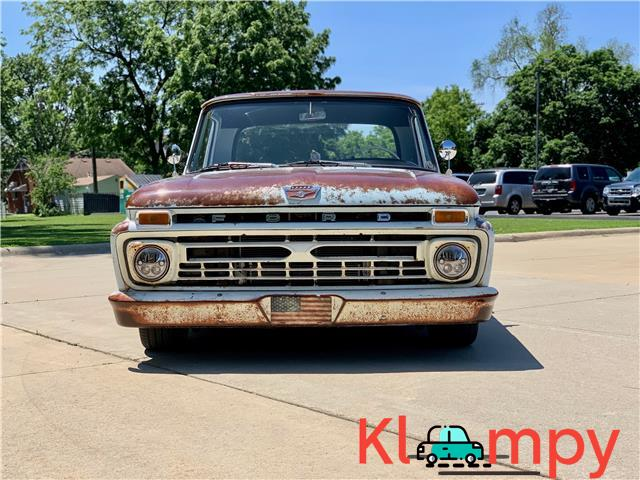 1966 Ford F-100 4.6L SUPERCHARGED - 3/14