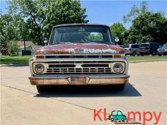 1966 Ford F-100 4.6L SUPERCHARGED - Image 3/14