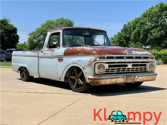 1966 Ford F-100 4.6L SUPERCHARGED - 4/14
