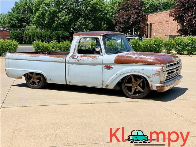 1966 Ford F-100 4.6L SUPERCHARGED - 5/14