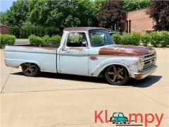 1966 Ford F-100 4.6L SUPERCHARGED - Image 5/14