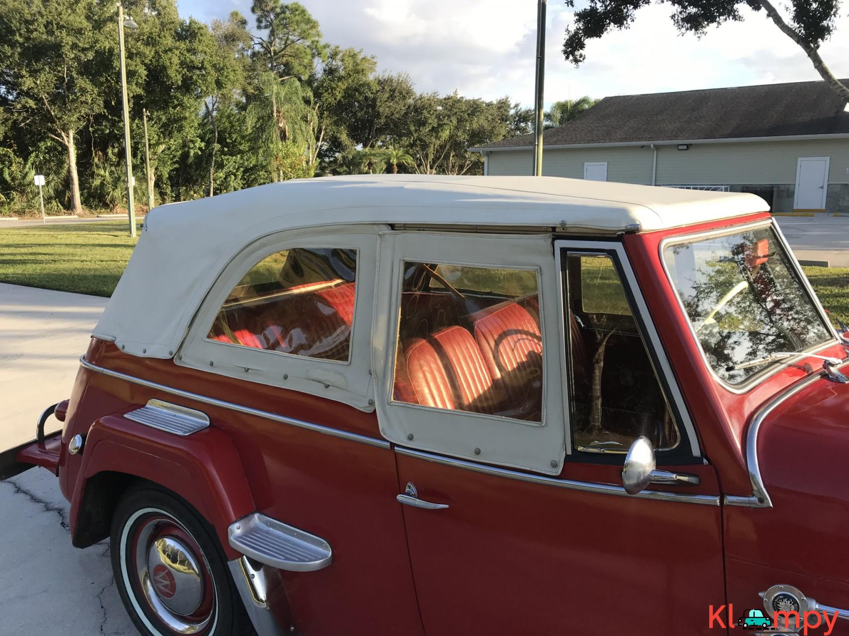 1949 Willys-Overland Jeepster 148ci L48 - 13/16