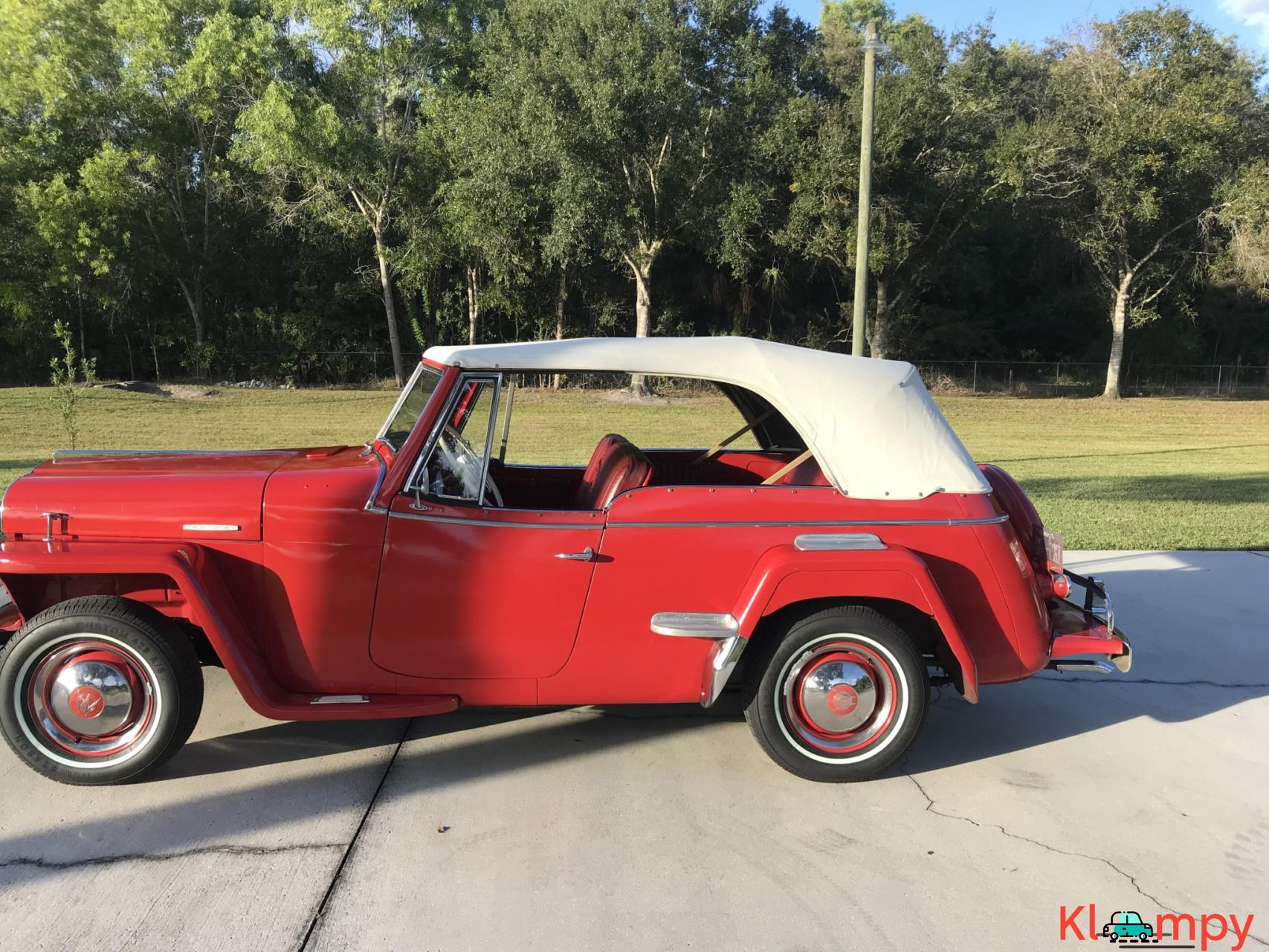 1949 Willys-Overland Jeepster 148ci L48 - 14/16