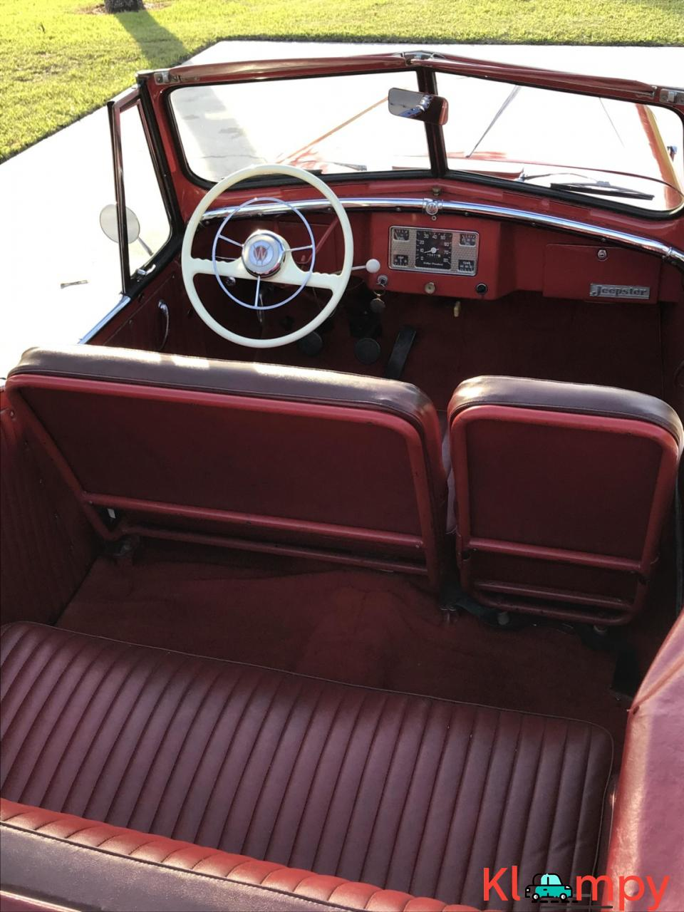 1949 Willys-Overland Jeepster 148ci L48 - 15/16