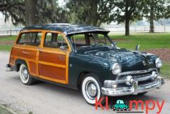 1951 Ford Country Squire V8 Woodie Wagon