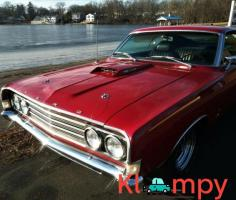 1969 Ford Torino R Code 428