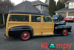 1947 Ford Woodie Resto-Rod