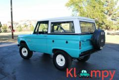 1968 Ford Bronco 289 3-speed with A/C