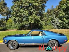 1970 Ford Mustang Mach 1 428 Cobra