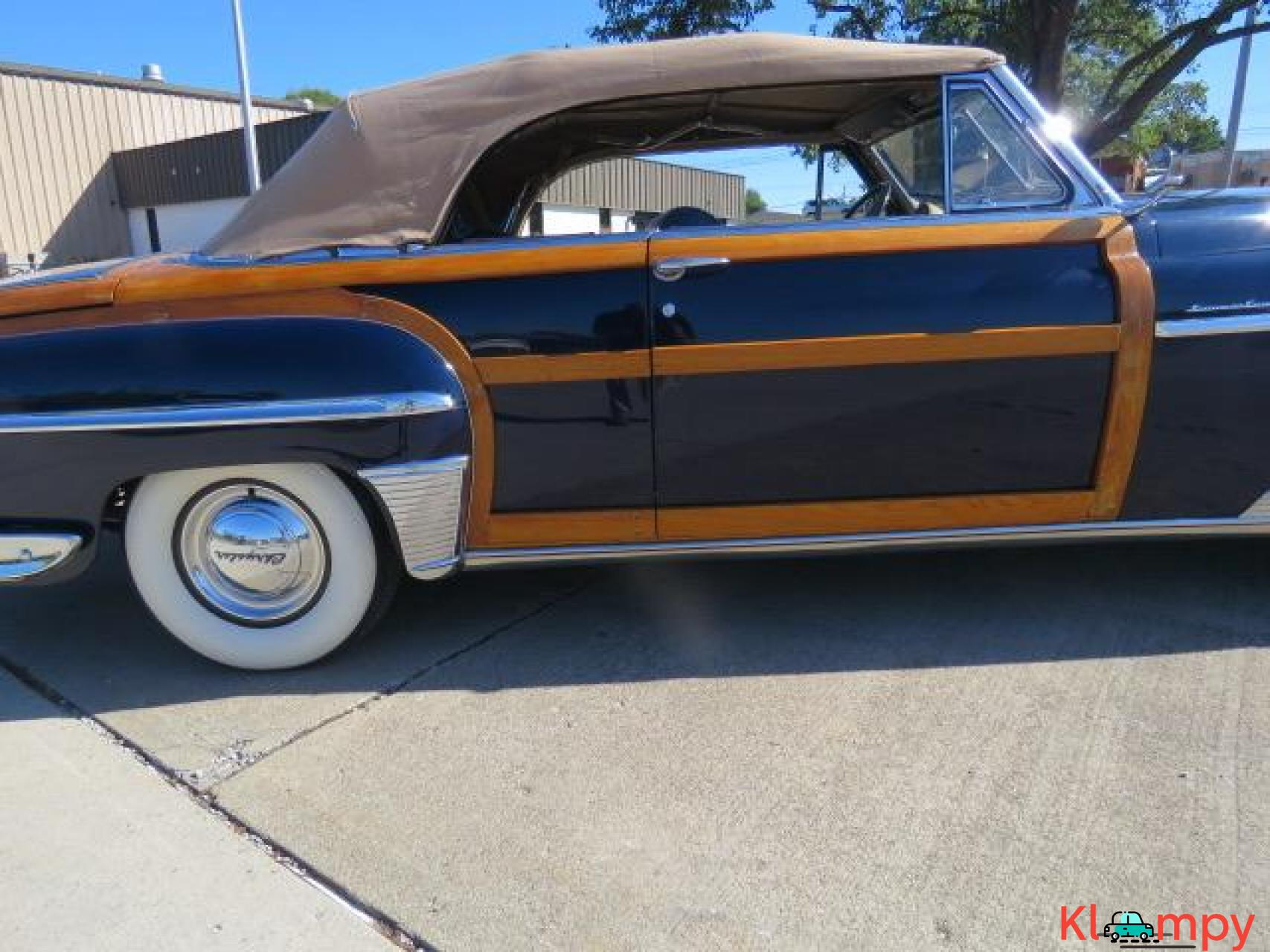1949 Chrysler Town & Country Convertible - 16/16