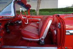 1959 Chevrolet Impala Convertible Roman Red - Image 14/24