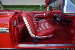 1959 Chevrolet Impala Convertible Roman Red - Image 17/24