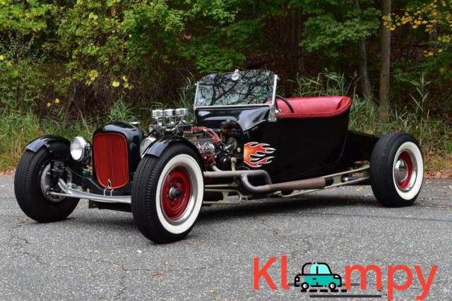1923 Ford Model T Roadster Hot Rod - 1/12