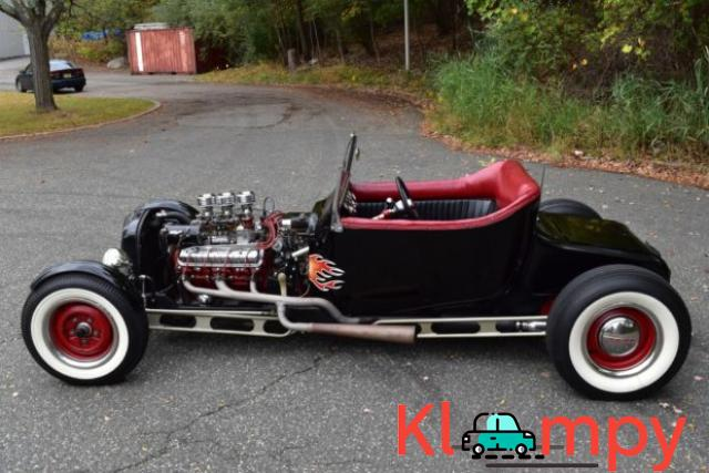 1923 Ford Model T Roadster Hot Rod - 2/12
