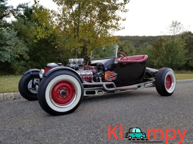 1923 Ford Model T Roadster Hot Rod - 7/12