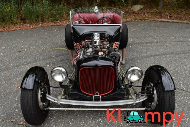 1923 Ford Model T Roadster Hot Rod - 8/12