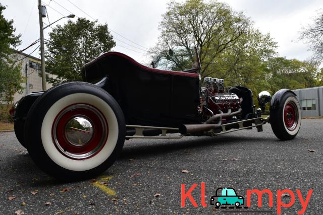 1923 Ford Model T Roadster Hot Rod - 10/12