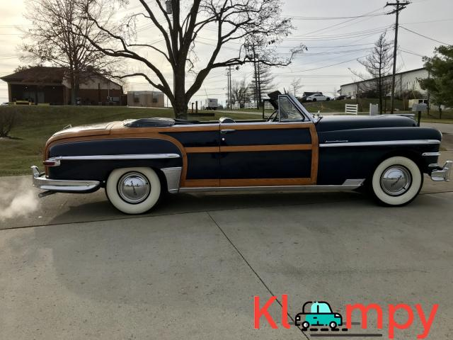 1949 Chrysler Town & Country - 8/12